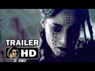THE MUMMY Extended Trailer with New Footage (2017) Tom Cruise, Sofia Boutella Horror Action Movie HD