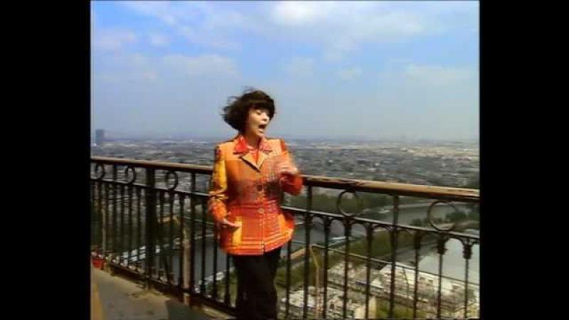 Mireille Mathieu - Hinter den Kulissen von Paris 1997