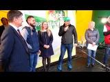 Берёзовские молодожены выиграли квартиру на фестивале