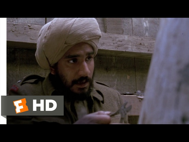 The English Patient 7 9 Movie CLIP Defusing a Bomb 1996 HD