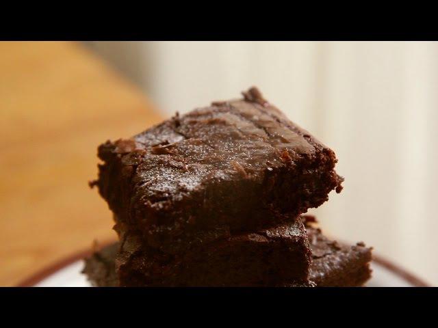 쫀쫀꾸덕촉촉한 브라우니 : Moist Brownies : ブラウニ : 꿀키