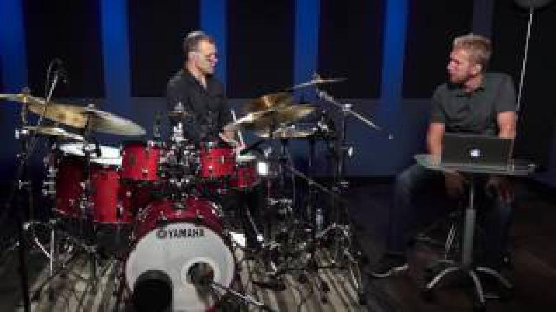 Drum Lesson (Drumeo) - Забавные и полезные упражнения под метроном с Марком Келсо. BKR