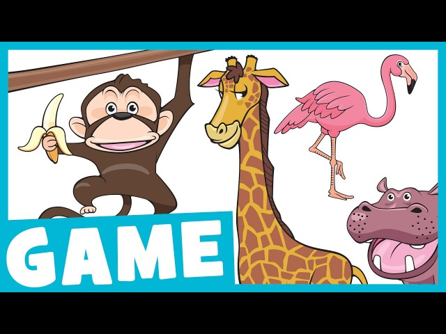 Learn Zoo Animals for Kids | What Is It? Game for Kids | Maple Leaf Learning
