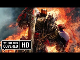 "Transformers: The Last Knight ""Hot Rod"" Clip HD Mark Wahlberg, Anthony Hopkins, Michael Bay"