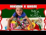 Back to School Самые КРУТЫЕ Покупки к Школе Школьные Принадлежности с Aliexpress Вики Шоу