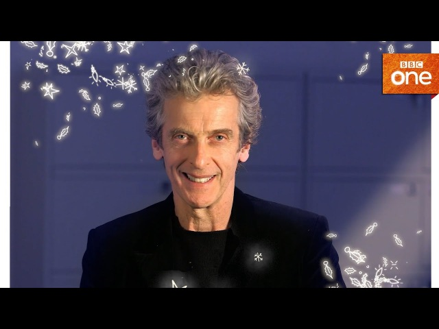 A very Merry Christmas from Doctor Who - BBC
