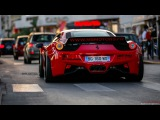 Supercars in Cannes 2016 - VOL. 3 (Liberty Walk 458, 991 Turbo Techart, Veyron Grand Sport, SV)