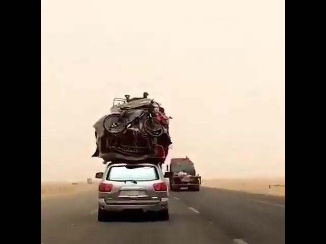 Переезд по-арабски