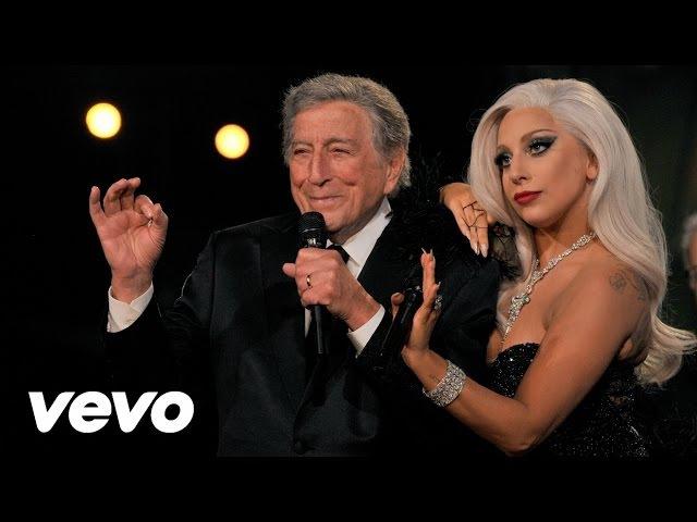 Lady Gaga Tony Bennett - Cheek To Cheek (Live GRAMMYs 2015)
