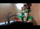 Bad Baby Вредный малыш разгромил кухню и уничтожил еду Harmful KID Toy Freak Dima CrazyShows