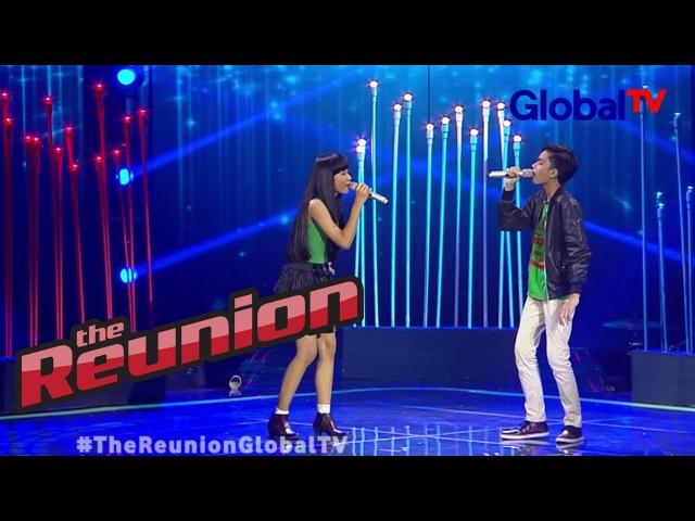 Christo, Tasya In The Name Of Love I The Reunion GlobalTV 2016