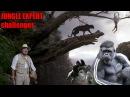 Challenge гиря на яйца - Эксперт по джунглям 3 Видеочат 18