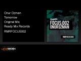 Onur Ozman - Tomorrow (Original Mix) - ReadyMixRecords Official Clip