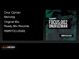 Onur Ozman - Monolog (Original Mix) - ReadyMixRecords Official Clip