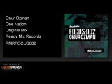 Onur Ozman - One Nation (Original Mix) - ReadyMixRecords Official Clip