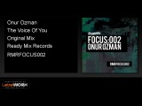 Onur Ozman - The Voice Of You (Original Mix) - ReadyMixRecords Official Clip