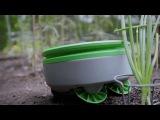 #Tertill  Инженеры компании Franklin Robotics создали прототип робота-садовника Tertill
