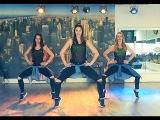 6AM - J.Balvin - Cumbia-Merengue version - Easy Fitness Dance Choreography