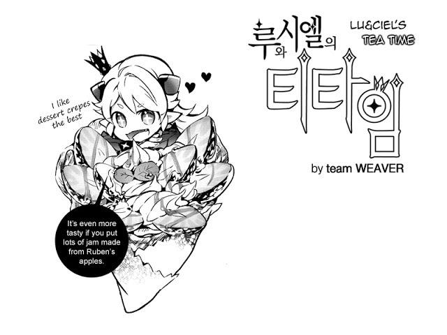 Elsword Voice Webtoon Company LuCiel's Tea Time episode 2