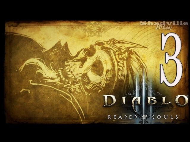Diablo 3: Reaper of Souls (PS4) Прохождение игры 3: Корона Короля-скелета