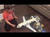 Собираем аэропорт WANGE (Lego Duplo)