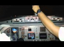 Fokker-100 DAE take off ( Cur - Aua )