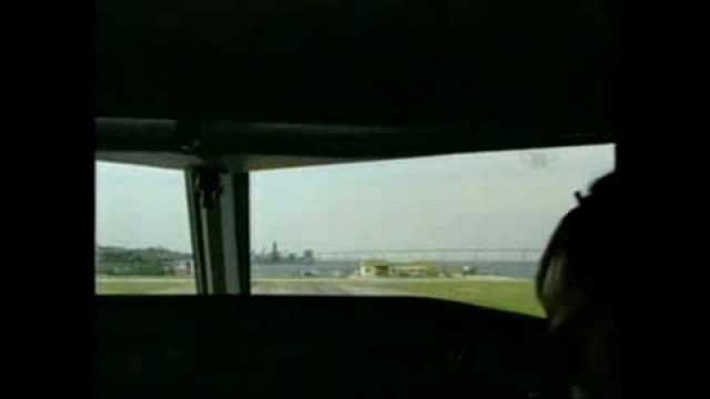 TAM F-100 SDU-CGH on cockpit part 1/3