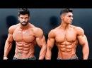Andrei Deiu and Sergi Constance Aesthetics and Bodybuilding Fitness Motivation 2019