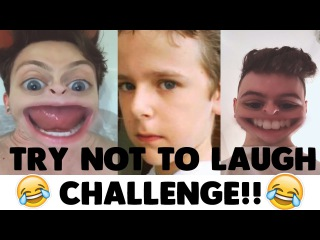 TRY NOT TO LAUGH CHALLENGE | with KONG