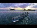 Naval Creed Warship(android gameplay)_ Seven Level US CV Ranger