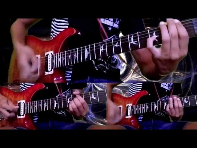 Linkin Park - New Divide (Guitar Cover Backing Tracks)
