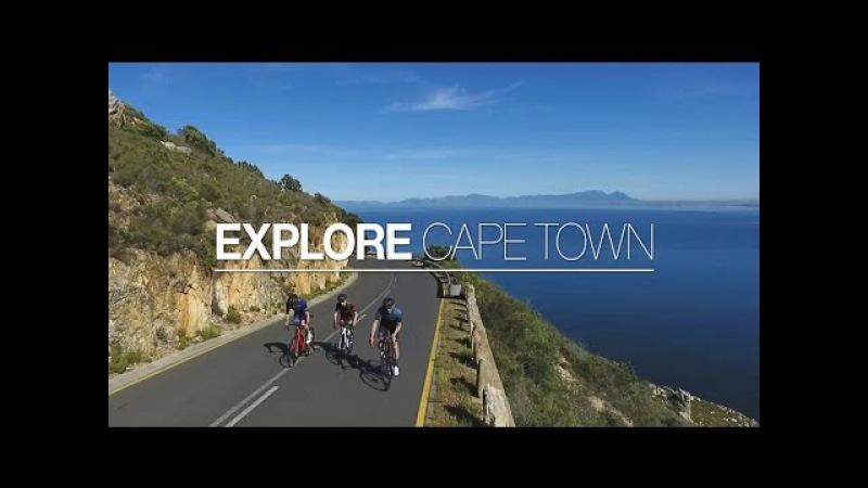Explore Cape Town with the BMC Roadmachine Crew