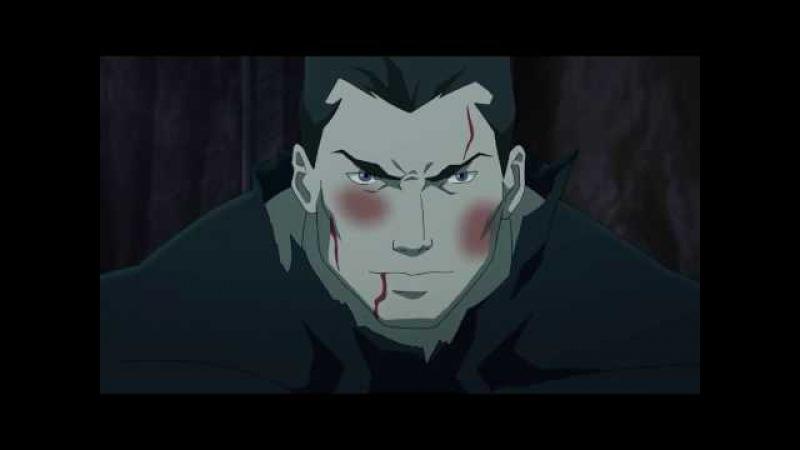 Бэтмен и Робин против лейтенанта Суда Сов