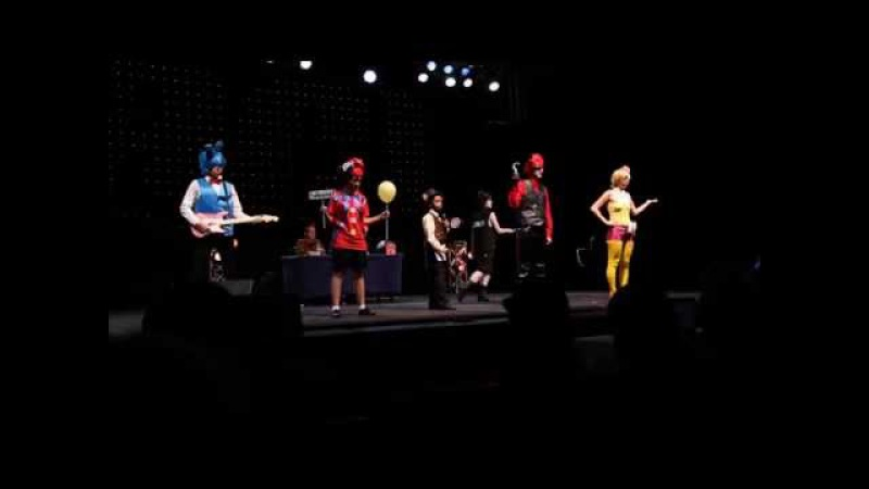 2016 Anime Central Masquerade Winner Five Nights at Freddy's Skit