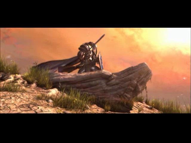 Вступительный видеоролик Warcraft III: Reign of Chaos
