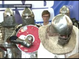 Бои без правил в доспехах и с мечами