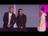 AMAs 2015 - Collaboration Of The Year (Skrillex &amp Diplo - Where Are