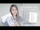 How to Journal 30 Journaling Prompts for Self Discovery
