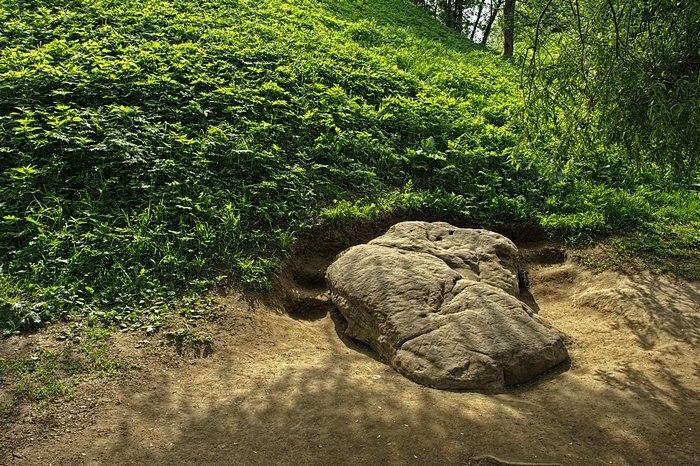 гусь камень коломенское