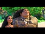 Моана — полубог и дочь Мауи! Логическая Теория! Раскрываем тайну личности Моаны