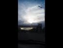 Раннее утро в Алматы