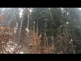 Рахов горы снег