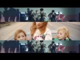 BTS_RED VELVET - Fire_Ice Cream Cake MASHUP by RYUSERALOVER