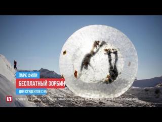 Как можно ярко отметить День студента в Москве