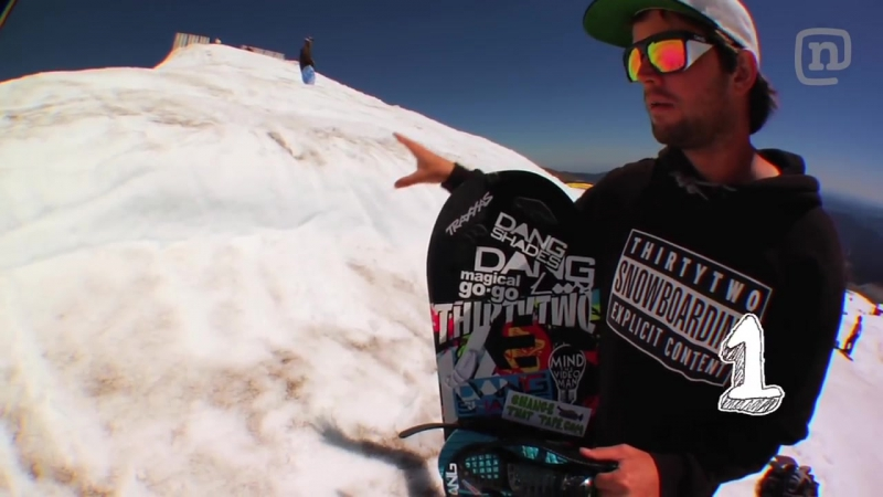 How To Tailblock- Trick Tip With Snowboarder Chris Beresford