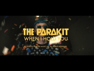 Премьера. The Parakit feat. Alden Jacob - When I Hold You