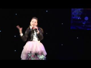 Красильникова Настя, солистка студии эстрадной песни Экспромт