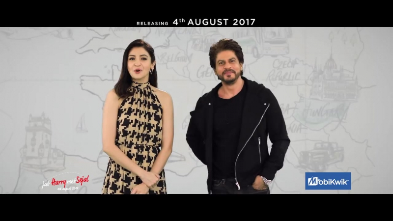 Jab Harry Met Sejal is partnering with Mobi Kwik! Are you?