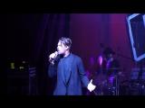 Концерт Голос-5 в Уфе 8.02.17, Саша Панайотов, Не тревожь мне душу, скрипка