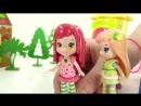 Мультфильмы для девочек. Куколки. Мусор кукольный театр